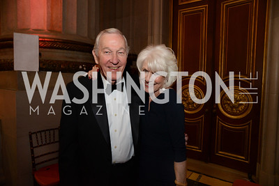 Roger Mudd and Diane Rehm.