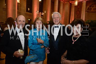Buck Chapoton, Madzy and Albert Beveridge and Sally Chapoton.