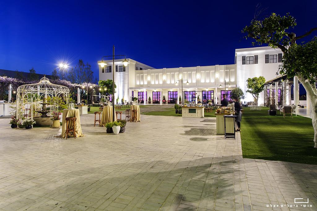 צילום אדריכלות: אולמות אירועים עבור חברת 360אפ