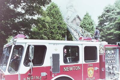 3rd Alarm Newton Ma. Box 61 15 Standish Street 08/12/2002