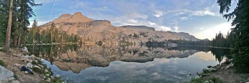 7/26/2014 ~ 8/1/2014: Yosemite High Sierra Loop Backpack