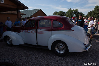 46th Annual Black Hills Rod Run, Counts of the Cobblestone, June 2013