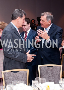 Honorees Senator Joe Manchin, Senator Mel Martinez