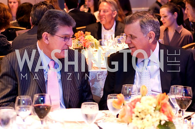 Senator Joe Manchin, Senator Mel Martinez