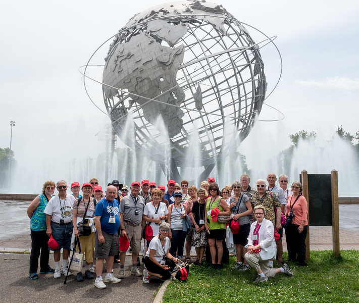 The Group at Flushing Meadows Park in Queens