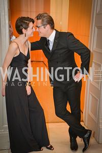 Kate Warren, Martin Swift, Corcoran Ball, Photo by Ben Droz