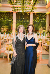 Jessica Walton, Tanya Correa, 59th Annual Corcoran Ball.  Friday, April 25th, 2014.  Photo by Ben Droz.
