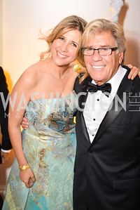 Ivy Howells, Stephen Symons, 59th Annual Corcoran Ball.  Friday, April 25th, 2014.  Photo by Ben Droz.