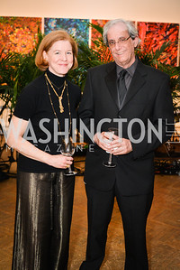 Allison Whiting, Philip Brookman,  59th Annual Corcoran Ball.  Friday, April 25th, 2014.  Photo by Ben Droz.