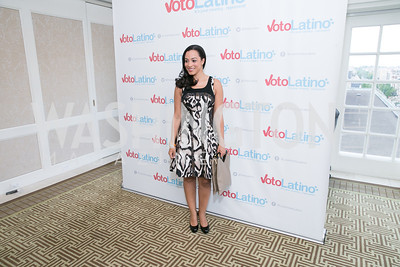 Photo by Alfredo Flores. 5th Annual Our Voices Celebrating Diversity in Media reception to kick off White House Correspondents Weekend festivities. Hay Adams Hotel. May 2, 2014
