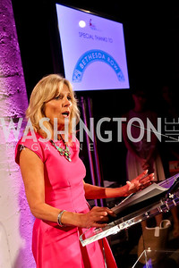 Dr. Jill Biden. Photo by Tony Powell. 2014 Newsbabes Bash for Breast Cancer. Powerhouse. June 11, 2014