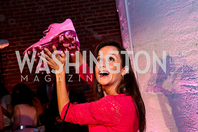 Dianna Russini. Photo by Tony Powell. 2014 Newsbabes Bash for Breast Cancer. Powerhouse. June 11, 2014