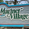 009748 MARINER VILLAGE sign