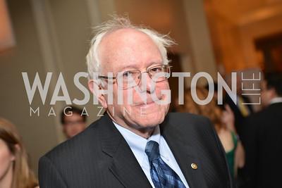 Senator Bernie Sanders (I-VT) Washington Press Club Foundation hosts the 70th Annual Congressional Dinner.  Mandarin Oriental Hotel, February 5, 2014.  Photo by Ben Droz.