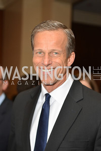 Senator John Thune (R-SD) Washington Press Club Foundation hosts the 70th Annual Congressional Dinner.  Mandarin Oriental Hotel, February 5, 2014.  Photo by Ben Droz.