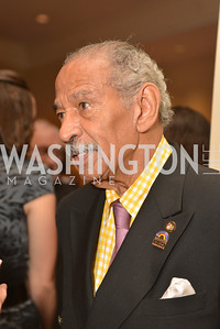 Rep. John Conyers (D-MI) Washington Press Club Foundation hosts the 70th Annual Congressional Dinner.  Mandarin Oriental Hotel, February 5, 2014.  Photo by Ben Droz.
