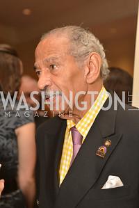 Rep. John Conyers (D-MI) Washington Press Club Foundation hosts the 70th Annual Congressional Dinner.  Mandarin Oriental Hotel, February 5, 2014.  Photo by Ben Droz.