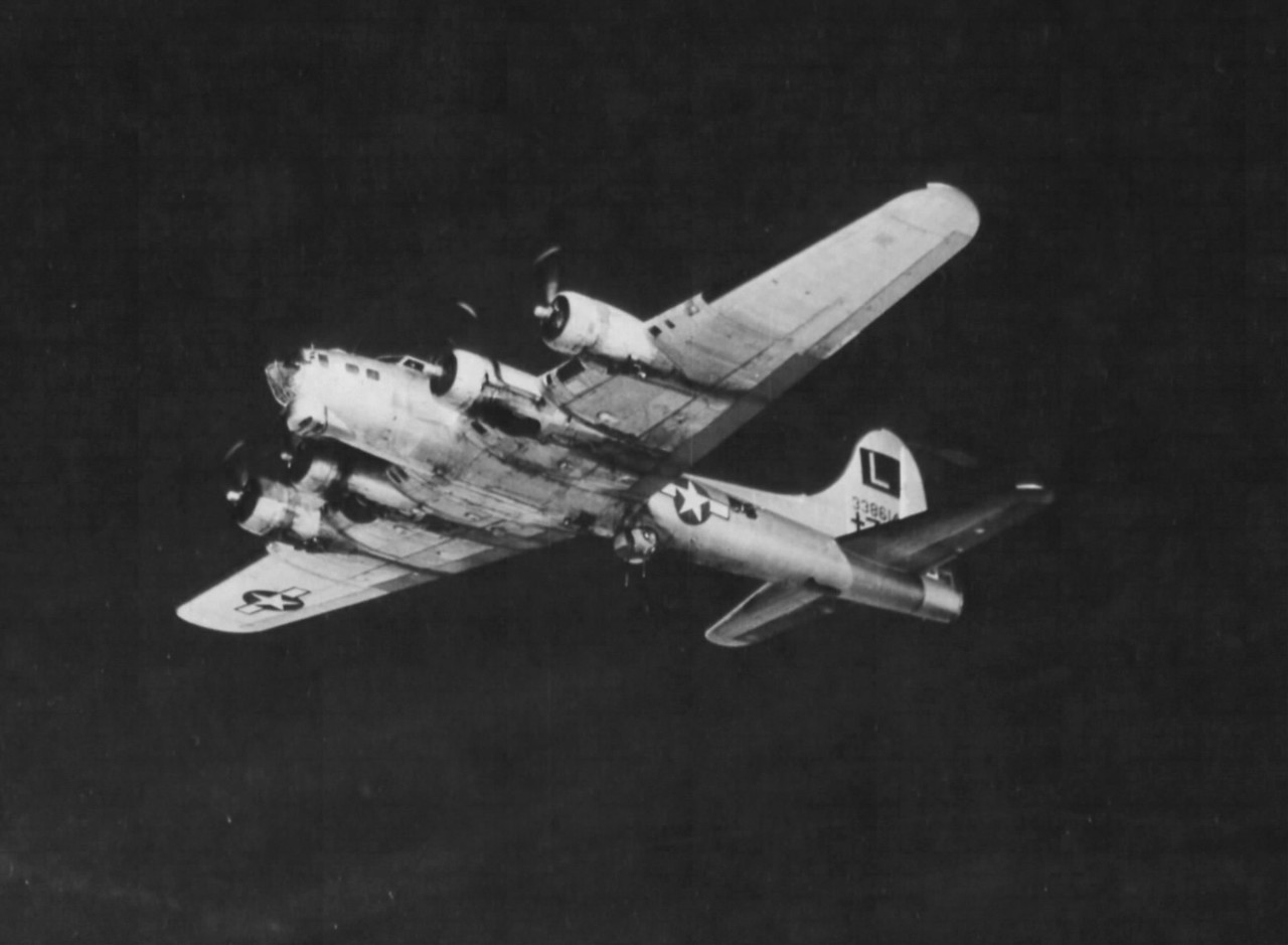 THE AIRCRAFT<br /> <br /> The Boeing B-17G Flying Fortress (42-102899) was stationed at the Kingman Army Airfield in Kingman, Arizona.