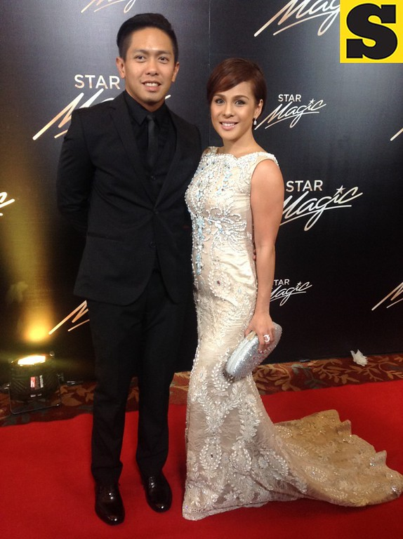 Nikki Gil with non-showbiz boyfriend