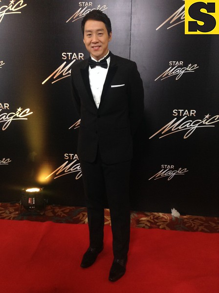 Singer Richard Poon