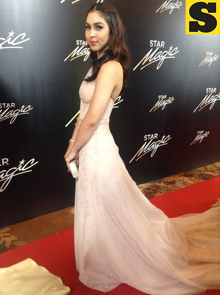 Julia Barretto in Mark Bumgarner