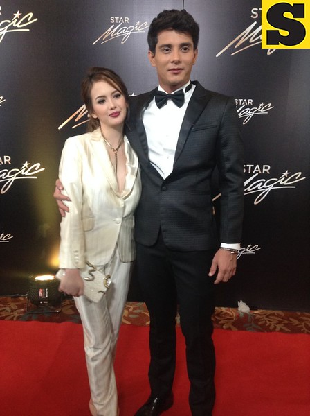 Ellen Adarna and Ejay Falcon