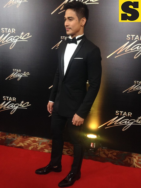 Piolo in Dior Homme