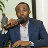 "<b>Audu Kadiri</b>, a spokesperson for Nigerian refugees, and asylum seeker and community organizer, spoke on behalf of <a href=""http://www.africans.us/"" target=""blank""> <b><i>African Communities Together</i></b></a>. Kadiri battled authorities in that country that unleashed a deadly repression of LGBT people."