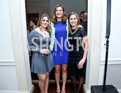Chloe Friberg, Ingrid Lande, Emily Jansen. Photo by Tony Powell. A Night of Arctic Cool. Norwegian Ambassador's Residence. March 17, 2014