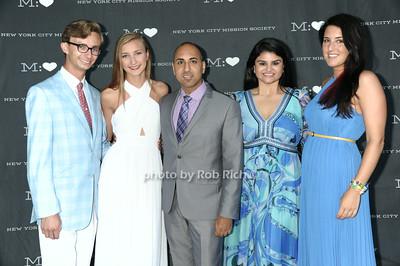 Cole Rumbough, Kiera Rumbough, Neal Batra,and Natasha Das photo  by Rob Rich © 2014 robwayne1@aol.com 516-676-3939
