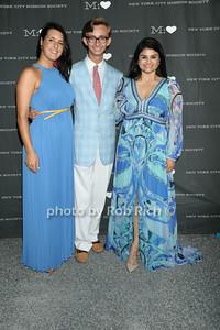 Brooke Lang, Cole Rumbough, and Natasha Das photo  by Rob Rich © 2014 robwayne1@aol.com 516-676-3939