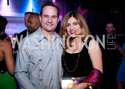 Bert Gomez, Susie Santana
