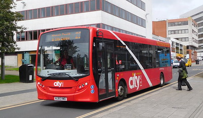 149 - WJ65HMD - Plymouth (Mayflower St)