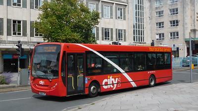 138 - WA08LDK - Plymouth (Royal Parade)