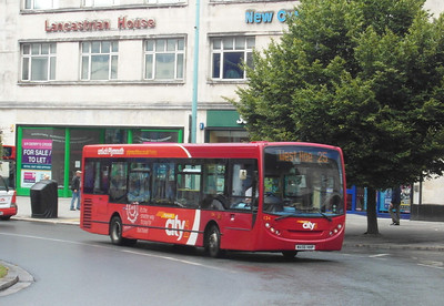 134 - WA56HHP - Plymouth (Derry's Cross) - 29.7.13