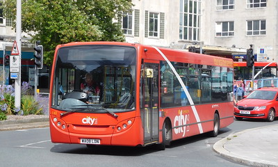 140 - WA08LDN - Plymouth (Royal Parade)