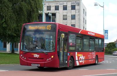 135 - WA56HHN - Plymouth (St Andrews Cross)