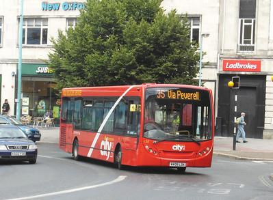 138 - WA08LDK - Plymouth (Derry's Cross) - 29.7.13