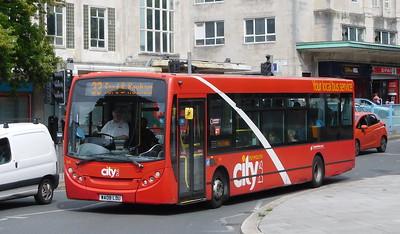 141 - WA08LDU - Plymouth (Royal Parade)