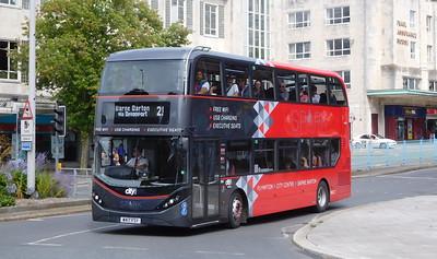 553 - WA17FSY - Plymouth (Royal Parade)