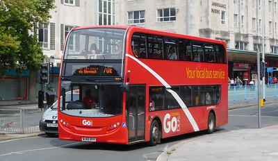 531 - WJ65BYX - Plymouth (Royal Parade)