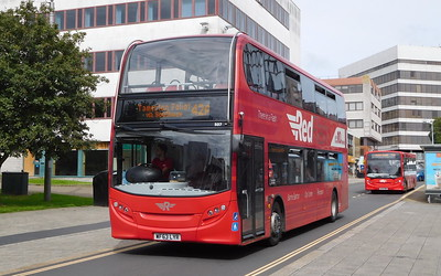 507 - WF63LYR - Plymouth (Mayflower St)