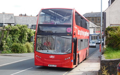504 - WF63LZD - Launceston (Westgate St)