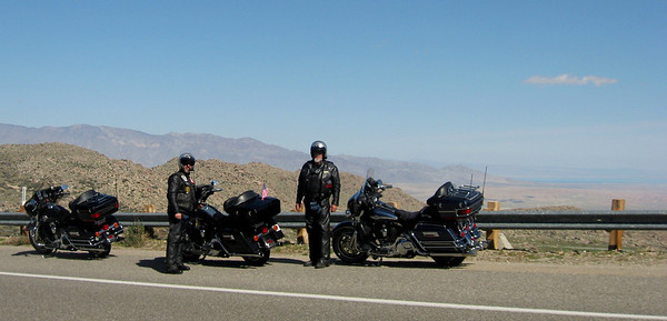 ALR Borrego Springs Ride 3-6-09