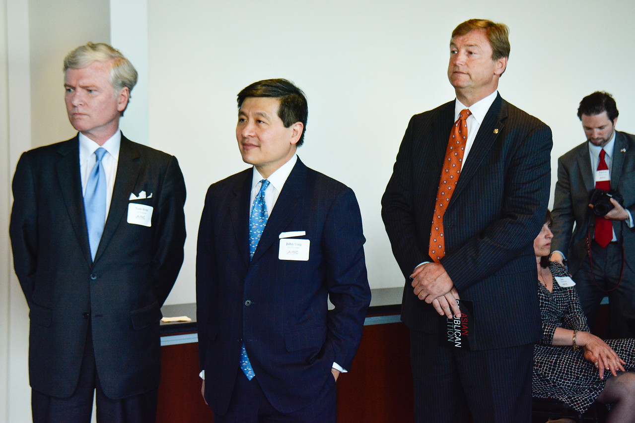 Tom Britt; John Ying; Dean Heller