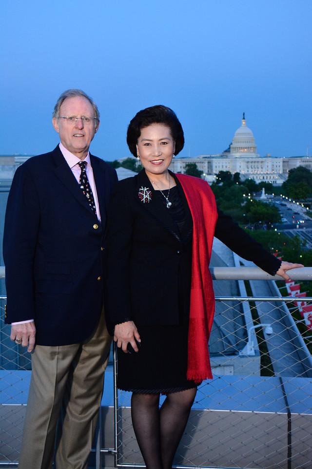 C. Michael Simpson; Tian Linzhi