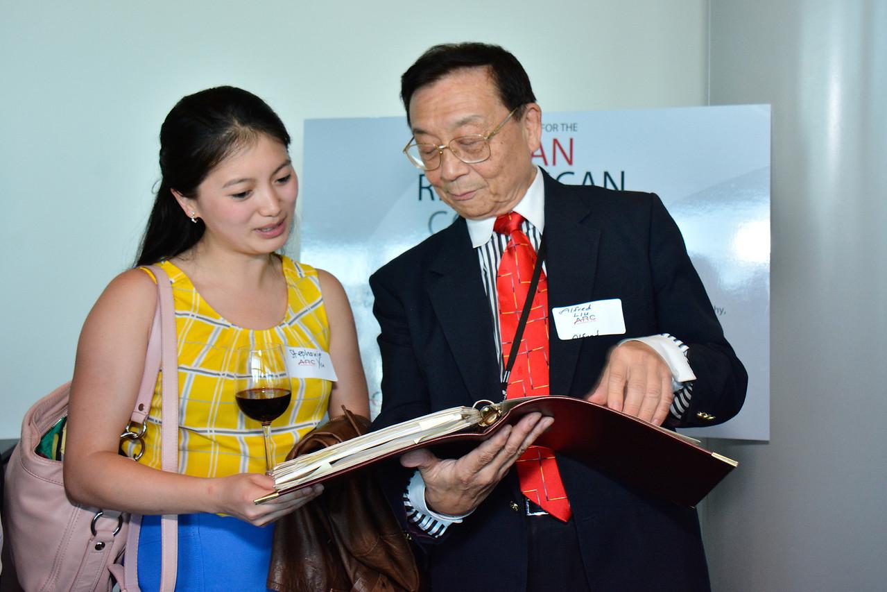 Stephanie Xu; Alfred Liu