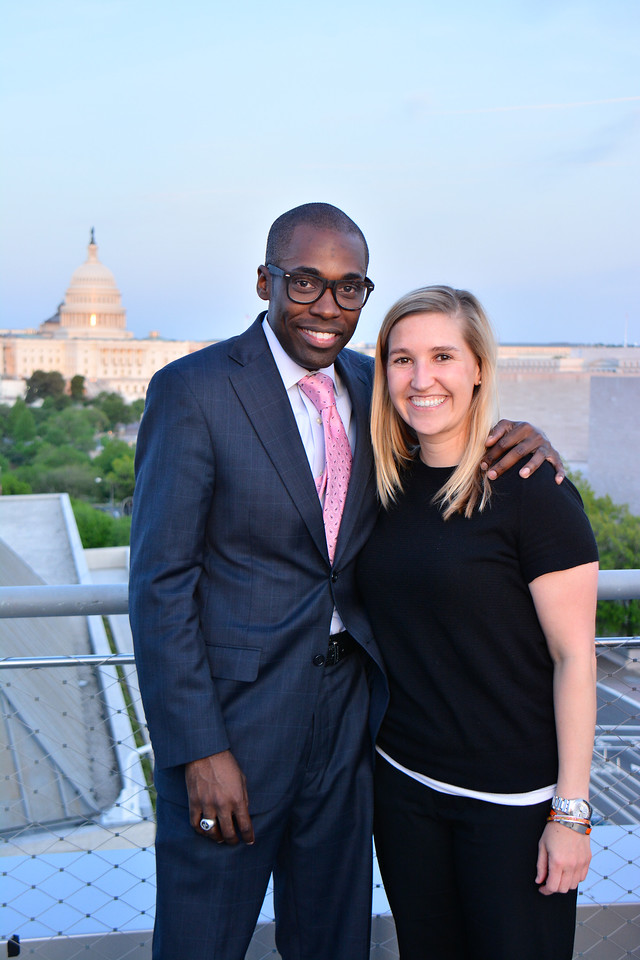 Paris Dennard; Lucy Coble