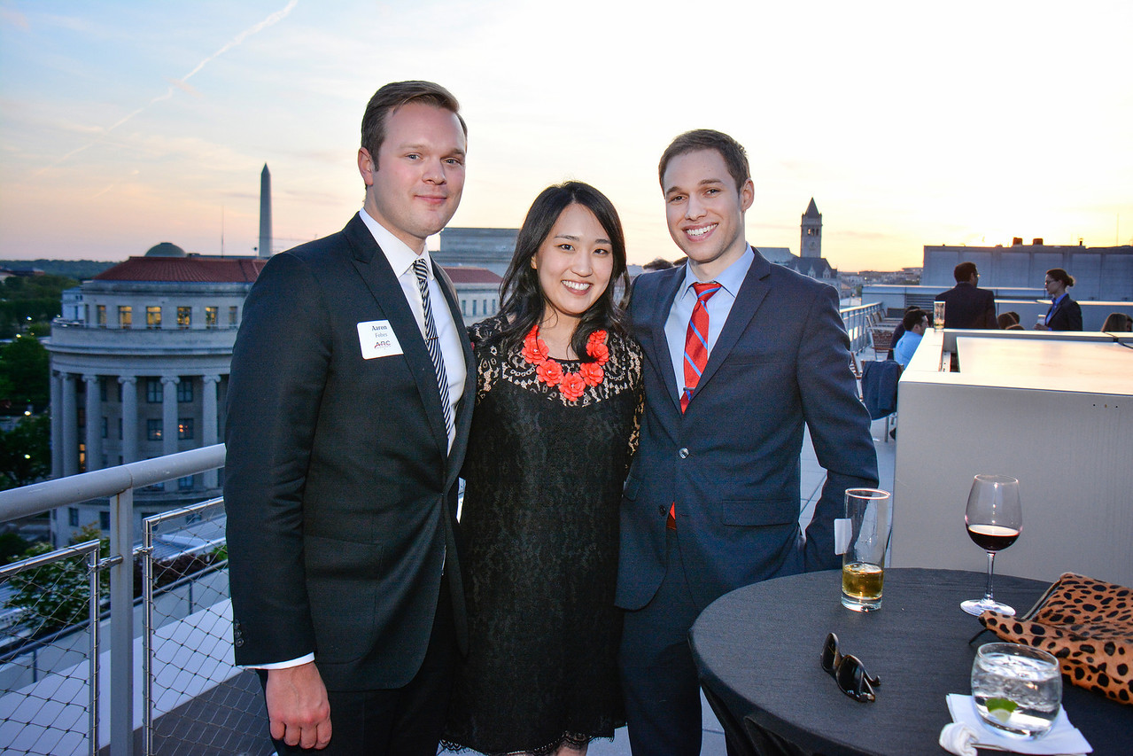 Aaron Fobes; Candace Lee; Sean Casey