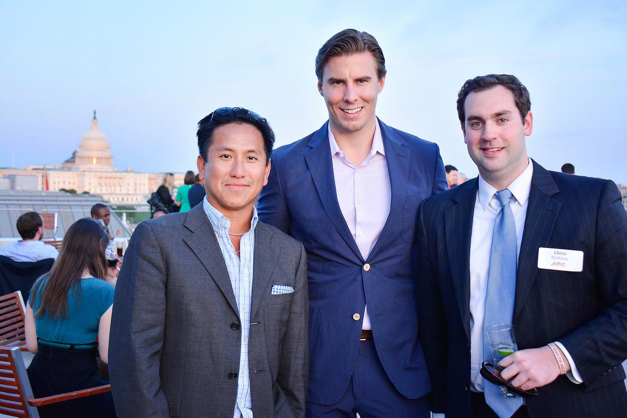 Steve Lin; Sean Weppner; Chris McMillan